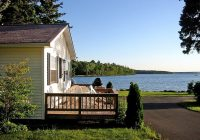 cottage rentals bar harbor maine lakeside cabin rentals Cabins Near Acadia National Park
