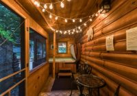 cozy bear cabin brown county indiana Brown County Cabins With Hot Tubs