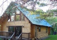 creek log cabin rental Log Cabin Upstate New York
