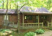 creekside cabin 15 miles from patoka lake state park free park pass birdseye Patoka Lake Cabins