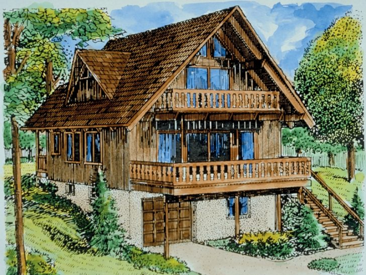 Permalink to Vacation Cabin Plans Ideas