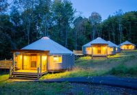 dc area camping spots for glampers nature lovers and Cabin Camping In Virginia