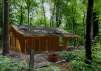 deltec to build cabins for ymca summer camp deltec homes Summer Camp Cabins