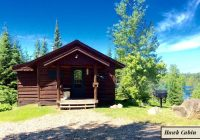 deluxe cabins at hungry jack lodge hungry jack lodge Gunflint Trail Cabins