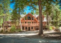 deluxe lodging perfect for large groups near lassen volcanic national park california Lassen National Park Cabins