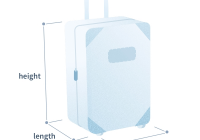 demystifying the mystery of baggage allowance airhelp Cabin Bag Dimensions