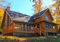 dewyse construction inc upper peninsula log homes cabins Upper Peninsula Cabins