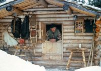 dick proenneke 30 years alone in the alaskan wilderness Dick Proenneke Cabin