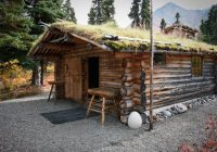 dick proenneke builds a log cabin in alaska section hikers Dick Proenneke Cabin