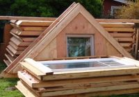 disassembled and reassembled the diy little cabin cabin Do It Yourself Cabins