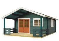 dreamcatcher one room wooden cabin Prefab Cabin Kits