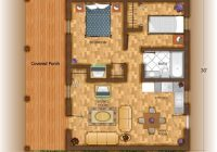 efficient floor plan 24 x 30 myplanofmylife small 24 X 30 Cabin Plans With Loft