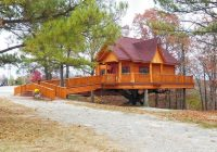 Elegant these 6 tree houses in missouri will give you an Branson Treehouse Cabins Inspirations
