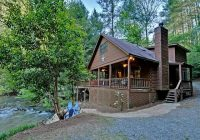 ellijay ga united states waters edge sliding rock Pet Friendly Cabins In North Georgia