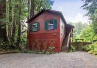 enchanting vacation cabin nestled on the russian river in guerneville california Russian River Cabin
