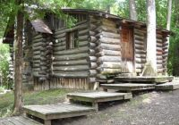 escape to a rustic cabin this weekend at one of these Michigan State Parks Cabins