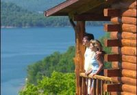 eureka springs arkansas romantic getaway lake shore Lake Shore Cabins On Beaver Lake