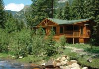 evergreens on fall river estes park cabins Estes Park Cabins With Hot Tubs