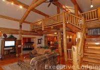 executive lodging braeburn lodge Black Hills Cabin