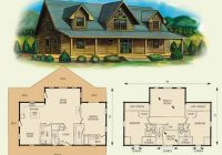 fair oaks log home and log cabin floor plan 2084sf main Bedroom Log Cabin Floor Plans