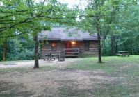 family cabins at harmonie state park visit indiana Indiana State Park Cabins