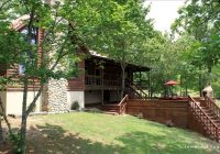 family friendly rustic cabin for rent on the banks of smith lake near cullman alabama Smith Lake Cabins