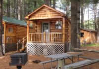 family vacation packages deals on cabin rentals family Jellystone Park Cabins