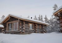 finland log cabin holidays discover the world call today Night Log Cabin Breaks