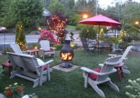fire pit picture of mountainaire inn and log cabins Mountainaire Inn & Log Cabins Blowing Rock Nc