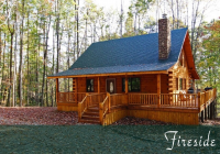 fireside cabin hocking hills old mans cave ohio Vacation Cabins In Ohio