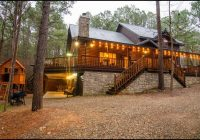 firewater creek cabin rentals beavers bend lodging Cabins On Broken Bow Lake