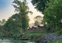 fish on review of firefly cabins at winkley shoals heber Little Red River Cabins