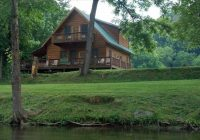 fishin hole cabin overlooking the little river in townsend tn family owned townsend Pet Friendly Cabins In Townsend Tn