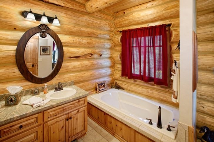 Permalink to Elegant Cabin Bathroom Ideas Ideas