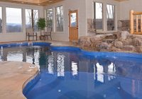 five pigeon forge cabins with indoor pools Cabins With Pools