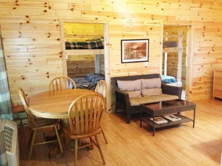 Permalink to Perfect Fletchers Pond Cabins
