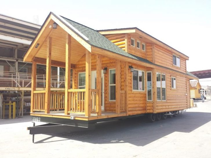 Permalink to Cozy Park Model Cabins With Loft Ideas