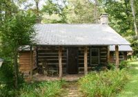 four cabins in linville falls in the nc mountains circa Linville Falls Cabins