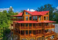 four seasons palace a pigeon forge cabin rental Four Seasons Cabins