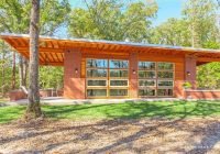 frank lloyd wright style cabin rental with a private hot tub near dallas texas Cabins Near Dallas