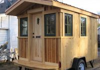 franks diy micro cabin on wheels interview and tour Tiny Cabin On Wheels