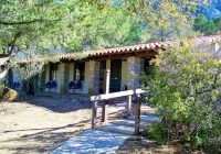 front of emory peak cottages picture of chisos mountains Big Bend National Park Cabins
