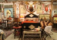 full rustic coverage the overlaid look lots of character Vintage Cabin Decor