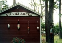 funny or clever names for cabins or cottages straight dope Funny Cabin Names