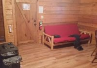 futon couch picture of hickory hill cabins broken bow Hickory Hill Cabins