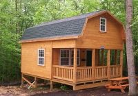 gambrel cabins for sale in ohio amish buildings in 2020 Amish Cabins Ohio