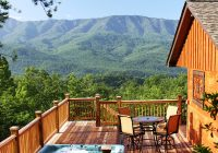 gatlinburg cabin rentals a luxury view Cabin In Gatlinburg Tennessee