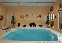 gatlinburg cabins with indoor private pools Cabins With Indoor Pool