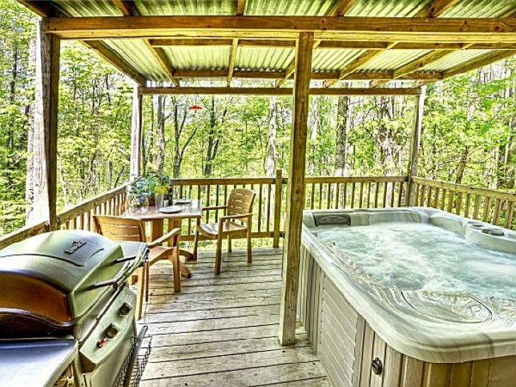 Permalink to Cozy Hocking Hills Getaway Cabins Ideas