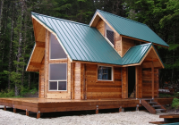 give star for tiny house on wheels for sale texas florida Cabin Kits California